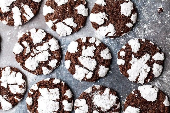 Best Chocolate Crinkles