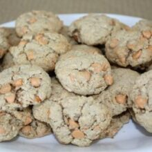 Recipe For Butterscotch Oatmeal Cookies Two Peas Their Pod