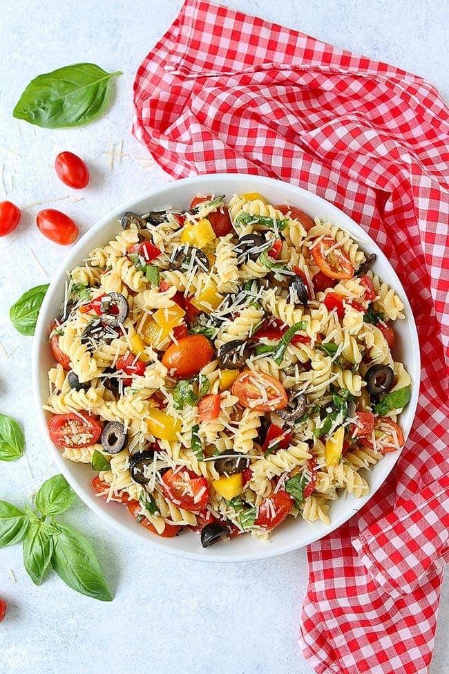 Pasta Salad Reicpe