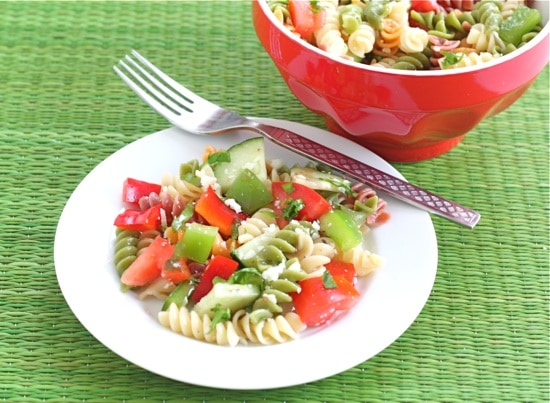 Easy recipes vegetable salad