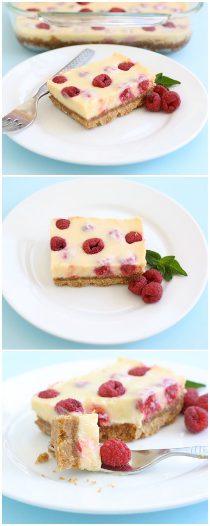 Lemon Raspberry Bars on twopeasandtheirpod.com Love this recipe! Easy to make and perfect for parties or any day!