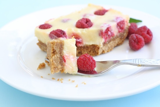 Raspberry Lemon Bar Recipe