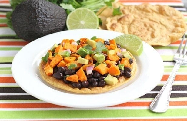black-bean-and-sweet-potato-tostadas