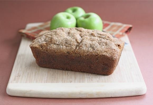 Apple Cinnamon Quick Bread Recipe