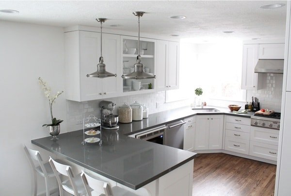 Very Small White Kitchen delighful very small white kitchen ideas dgmagnetscom and design