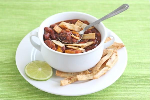 Easy recipes veggie chili