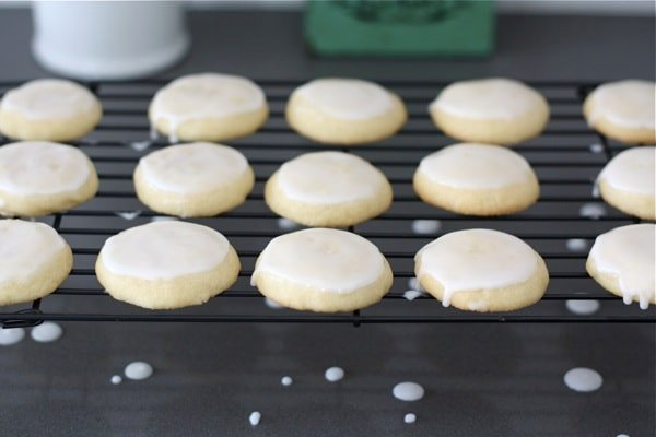 Glazed Lemon Cookies Two Peas Their Pod