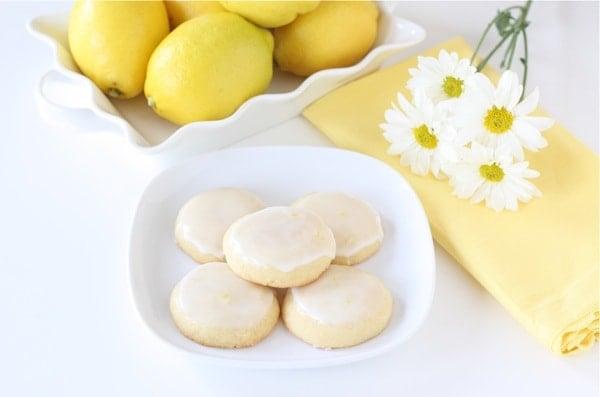 Lemon extract cookie recipes