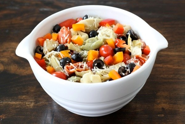 Summer Salads - tortellini salad