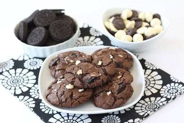 oreo cookies recept