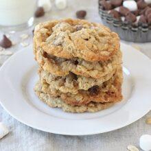 Nutella Drop Biscuits