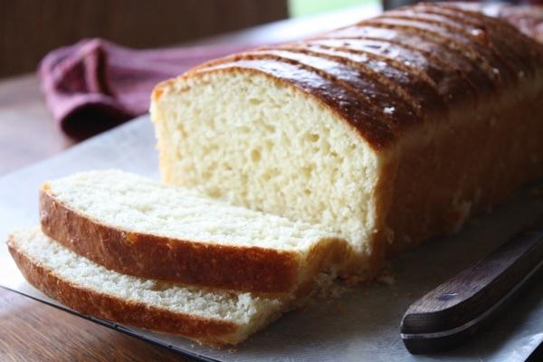 Making Brioche Bread in Kitchen