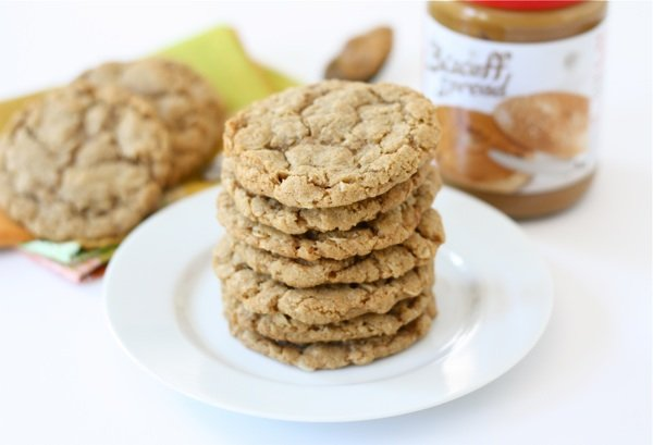 Biscoff Oatmeal Cookies are the BEST oatmeal cookies ever!