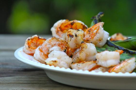 grilled shrimp for grilled shrimp tacos