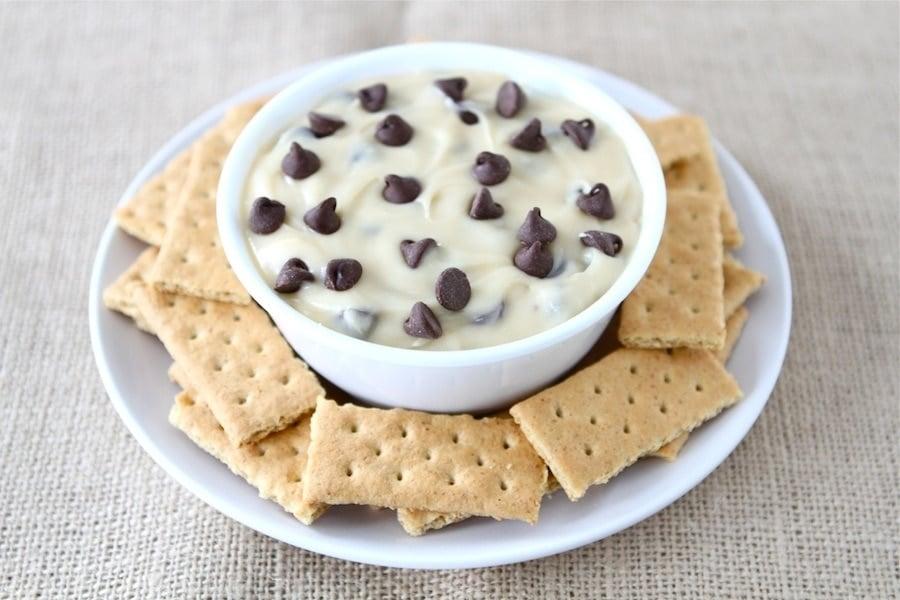 Cookie Dough Dip Recipe Two Peas Their Pod