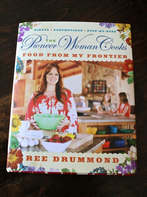 Pioneer Woman Cookbook where Restaurant Style Salsa Recipe is found