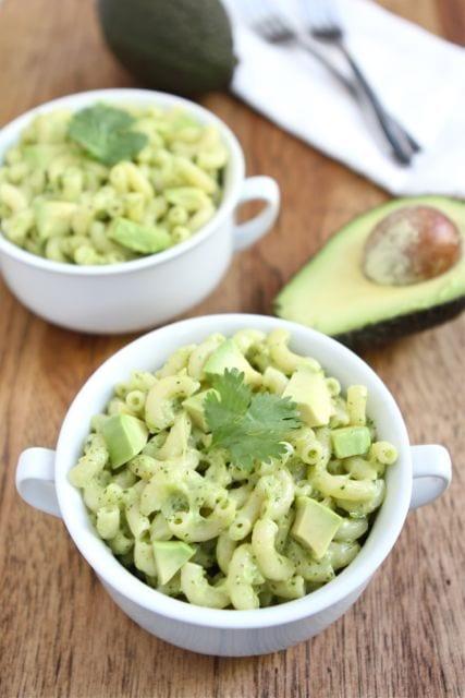 Avocado Mac and Cheese Recipe | Two Peas & Their Pod