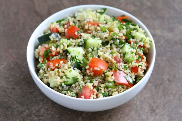 Tabbouleh Salad Recipe Two Peas Amp Their Pod