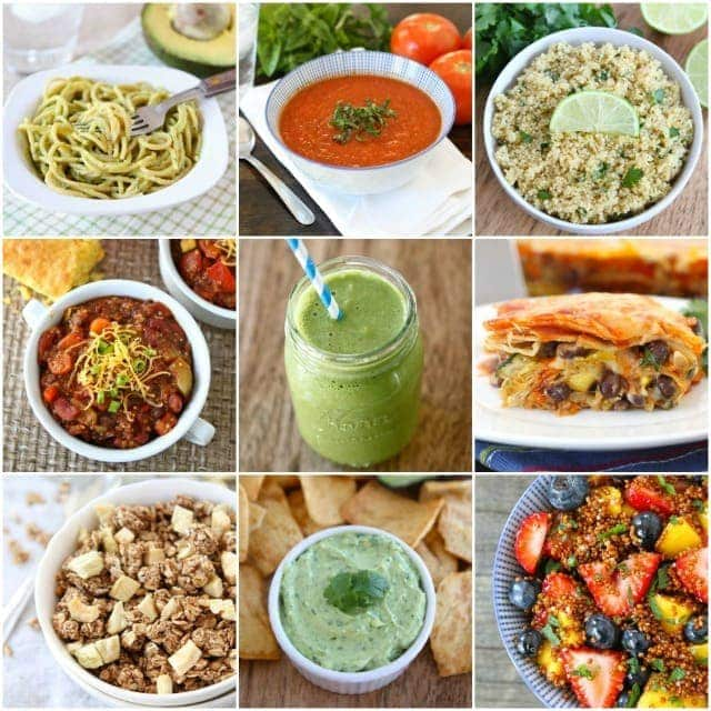 75 Healthy Recipes To Kick Off 2013