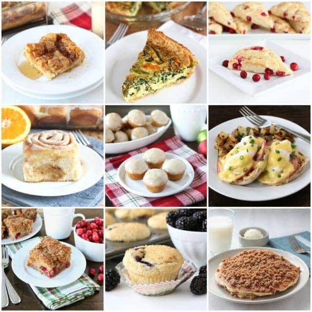 Brunch Ideas At Work: 25 Christmas Brunch Recipes
