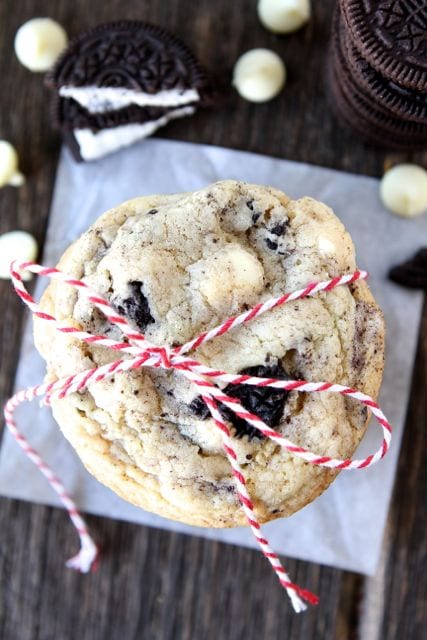 Oreo White Chocolate Pudding Cookies | Pudding Cookie Recipe | Two ...