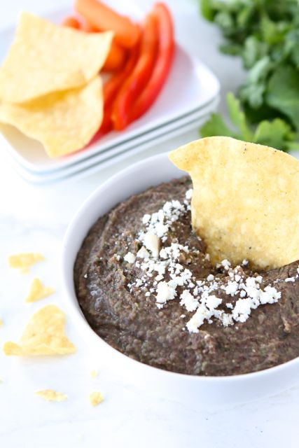 Easy-Black-Bean-Dip