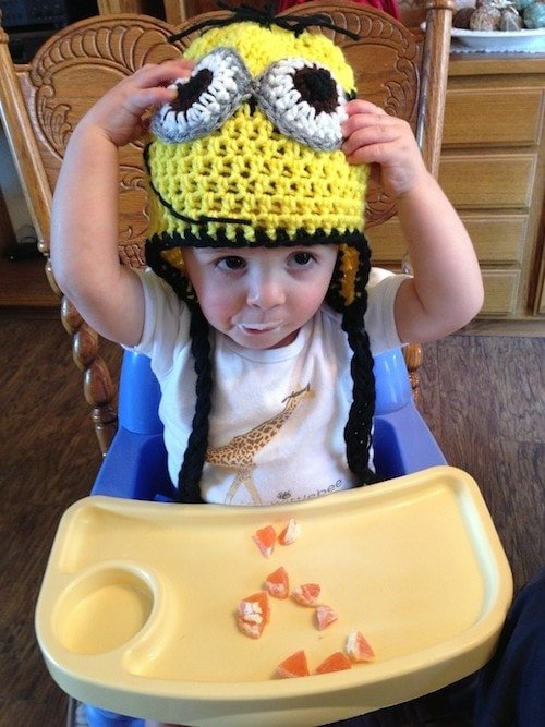 Minion-Hat