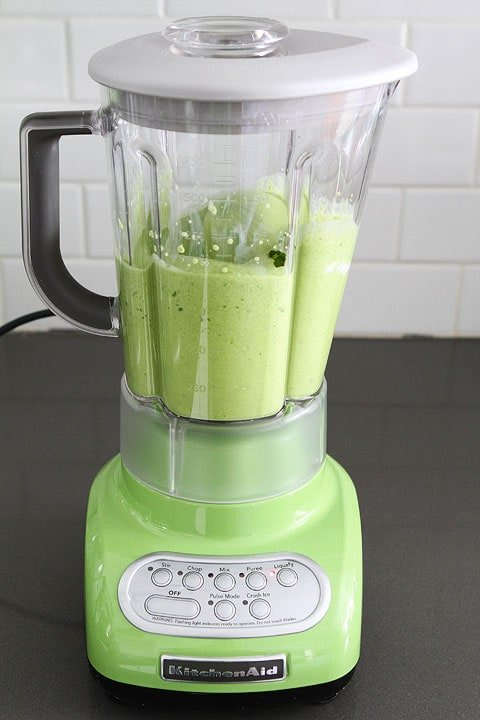 Coconut Green Smoothie Recipe