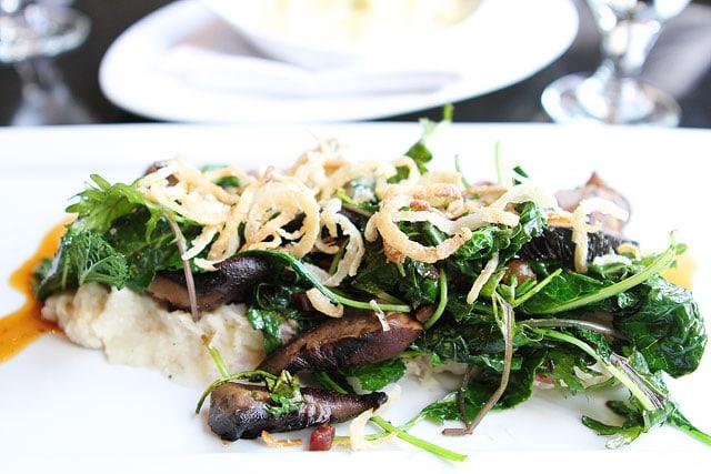 Grilled Pork Tenderloin at Bambara Restaurant in Salt Lake City on twopeasandtheirpod.com