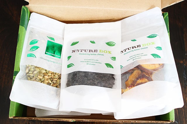 NatureBox Giveaway on twopeasandtheirpod.com