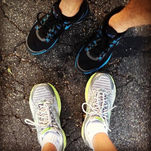running-date