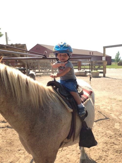 horse-ride