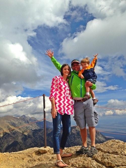 Jackson Hole Trip on twopeasandtheirpod.com