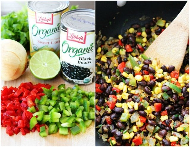 Crispy Black Bean Quinoa Burritos with Avocado Dipping Sauce on twopeasandtheirpod.com #recipe #dinner