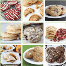 30 Holiday Cookie Recipes Christmas Cookie Recipes