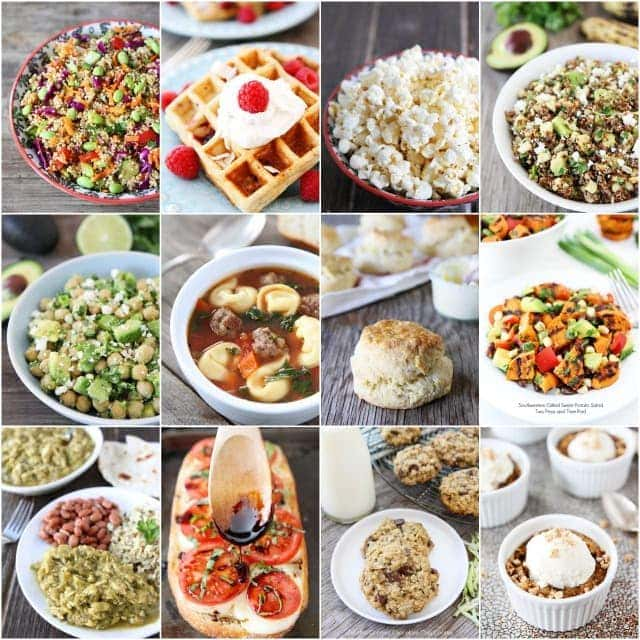 Our Favorite Recipes from 2013 on twopeasandtheirpod.com You will want to make them all!
