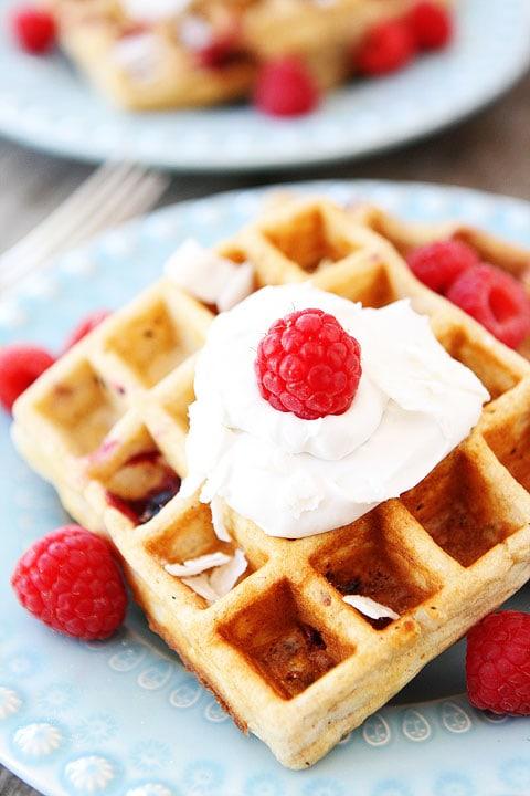coconut-raspberry-waffles-5