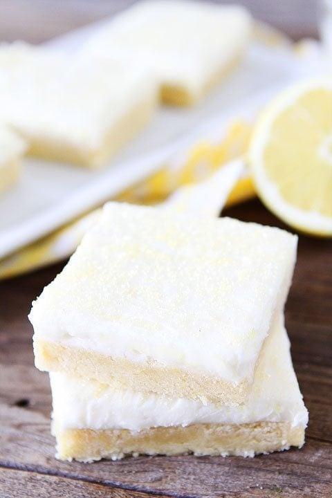 Lemon Sugar Cookie Bars Sugar Cookie Bars Recipe Two