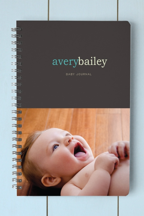 Minted-Baby-Journals