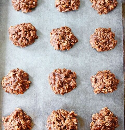 No Bake Cookies Best Ever