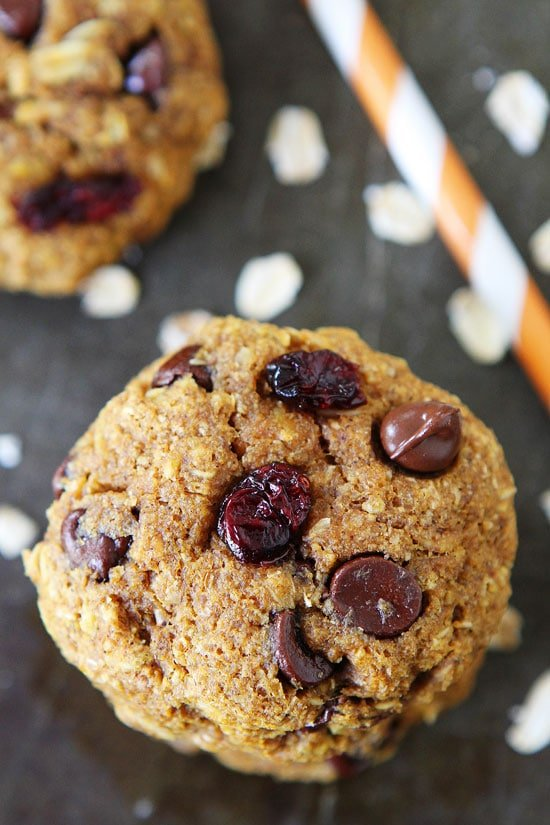 Vegan Pumpkin Breakfast Cookie Recipe