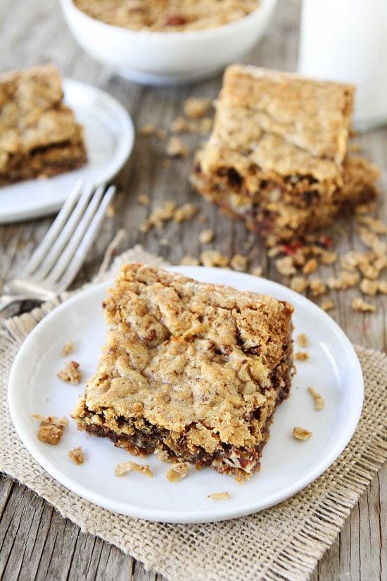 Granola Cake Recipe on twopeasandtheirpod.com