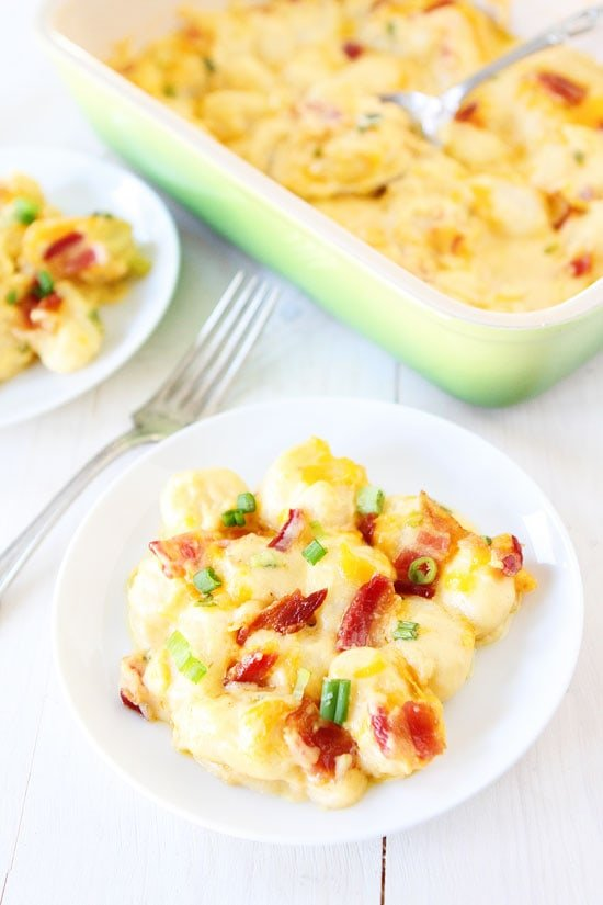 Loaded Baked Gnocchi Recipe