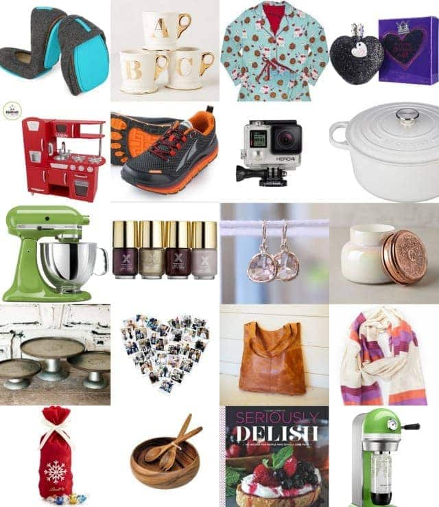 Holiday gift guide 2014 two peas their pod Best christmas presents for her