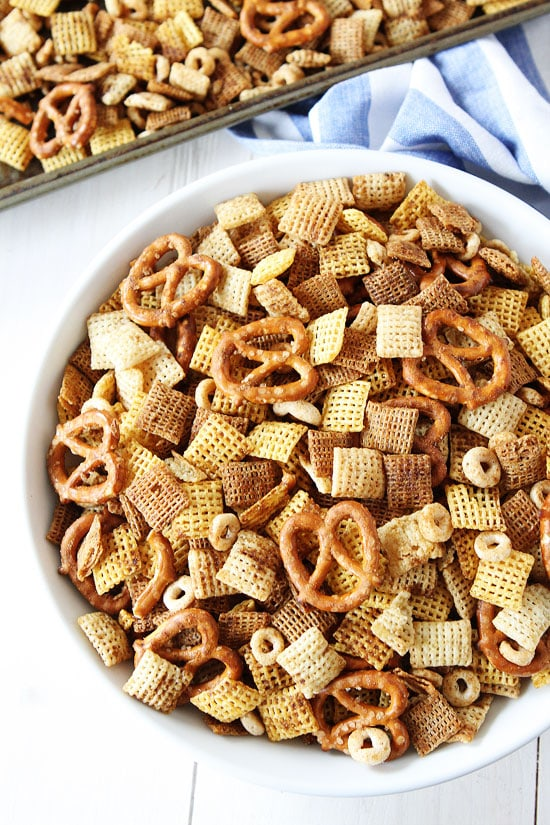 Brown Butter Chex Mix Recipe