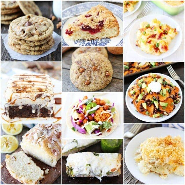 Favorite Recipes on Two Peas and Their Pod