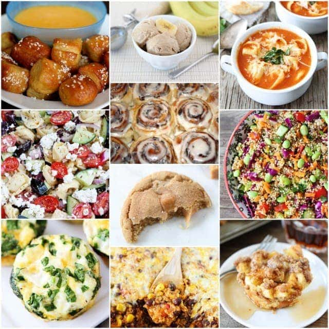 Top 10 Recipes from 2014 on twopeasandtheirpod.com