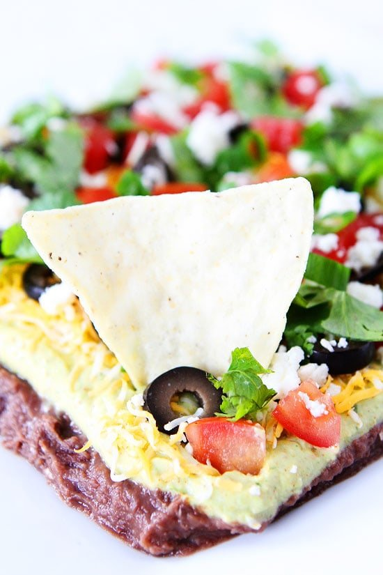 Mexican Layer Dip Recipe