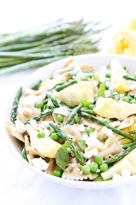 Spring Pasta Salad Recipe
