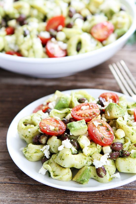 Mexican Tortellini Salad Recipe